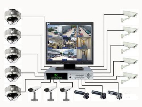 Установка видеонаблюдения своими руками видео